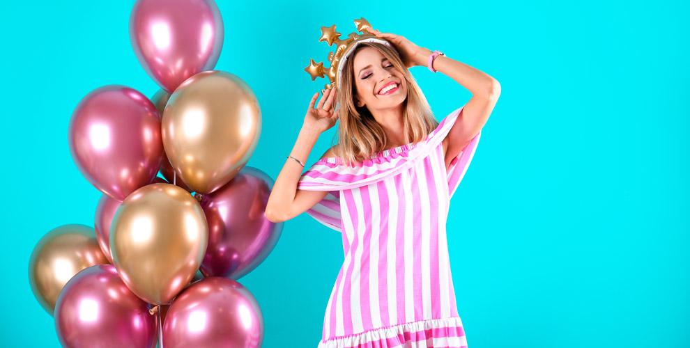 «Товары для праздника»: воздушные шары, композиции и оформление подарков