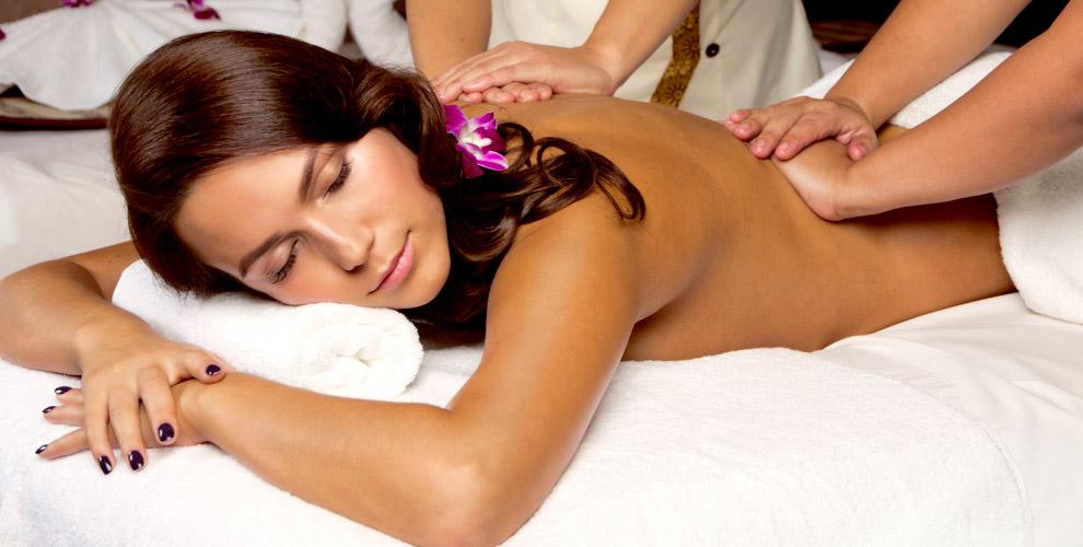 «Студия Леси Толь»: массаж в 4 руки, SPA-программы, шугаринг и косметология лица