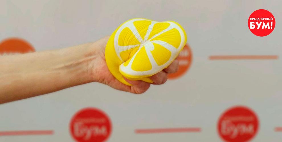 Новая популярная игрушка-антистресс «Сквиши» отсети супермаркетов «Праздничный Бум»