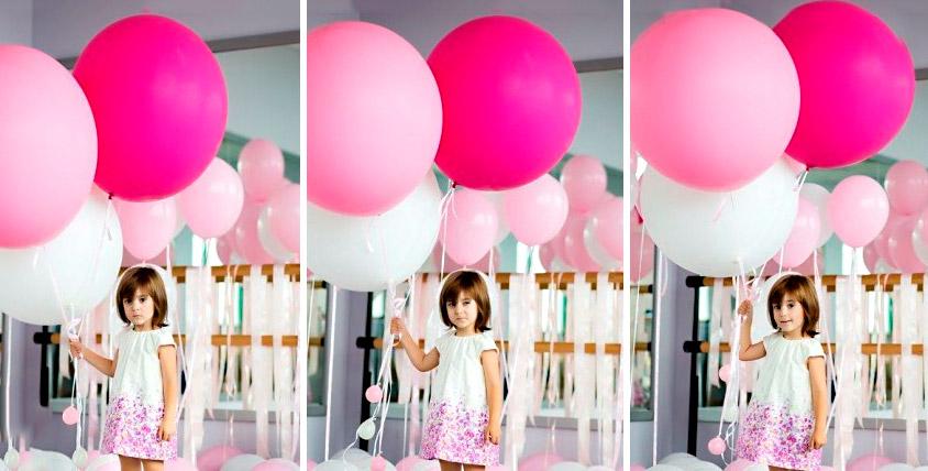 """Светодиодные шары, гелиевые, шары-гиганты, плетеная гирлянда и запуск шаров в небо от праздничного агентства """"Абордаж"""""""