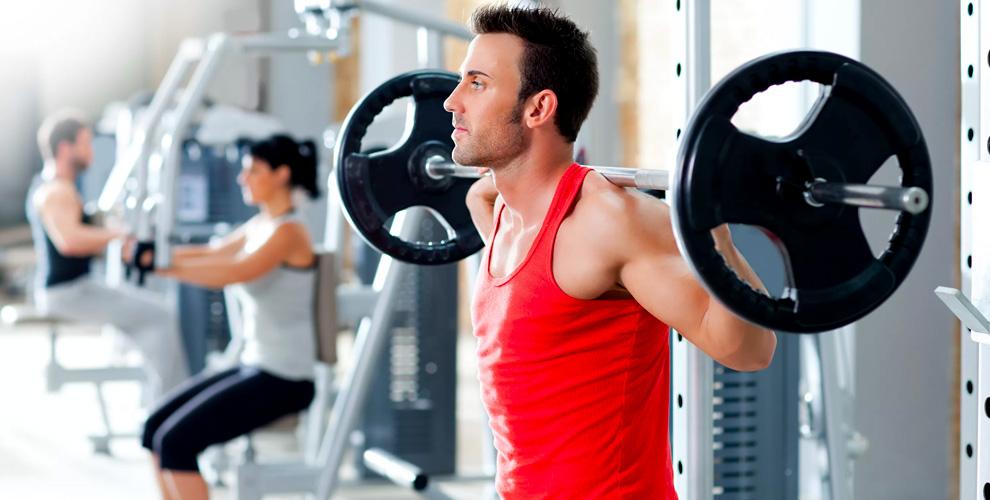 Тренажерный зал,фитнес длявзрослых идетей вклубе «Территория спорта»
