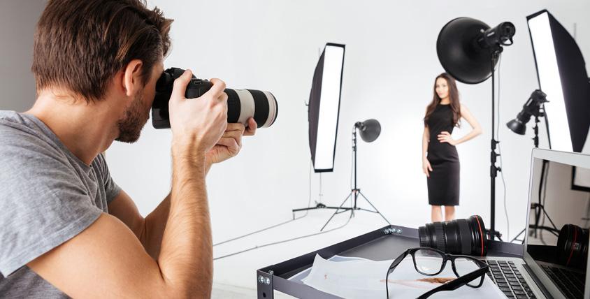 """Аренда студии и профессиональные фотосессии на выбор в студии """"Семицветик"""""""