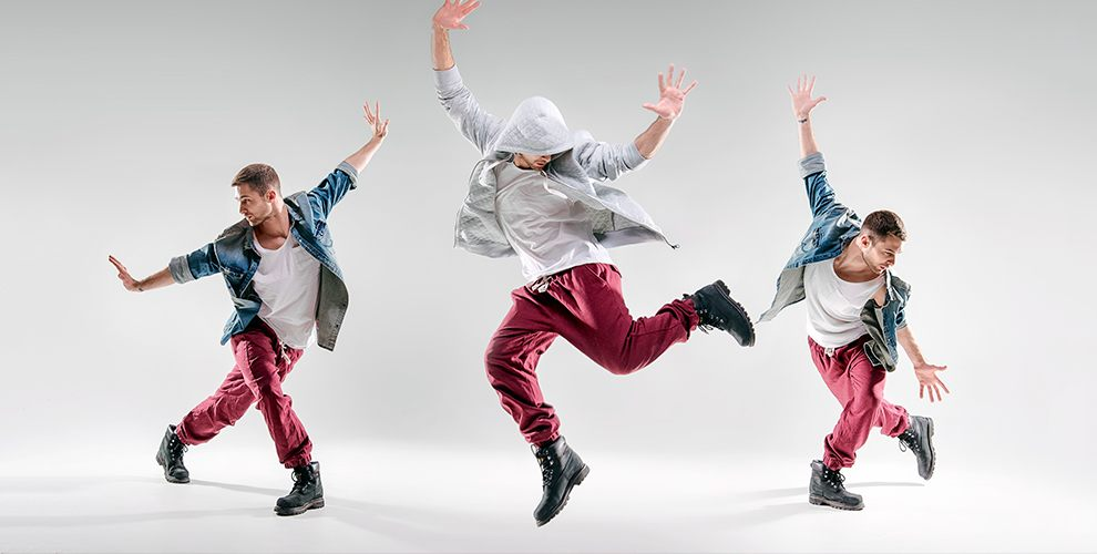Go-Go, Body Fitness, Hip-Hop Junior, йога и другие направления в школе Studio17