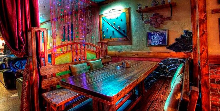 """Уютная атмосфера днем, изысканная вечером и задорная ночью! Все меню и напитки в развлекательном комплексе """"Доберман"""""""