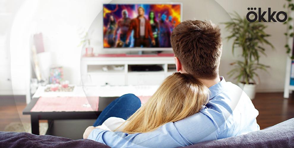 Смотрите фильмы и сериалы бесплатно вместе с онлайн-кинотеатром Okko