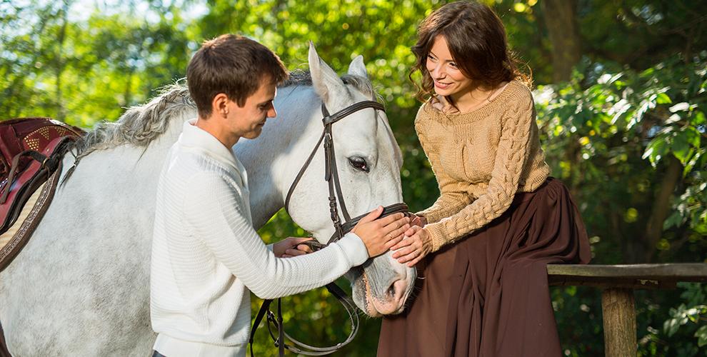 Прокат лошадей: обучение верховой езде, иппотерапия, прогулки