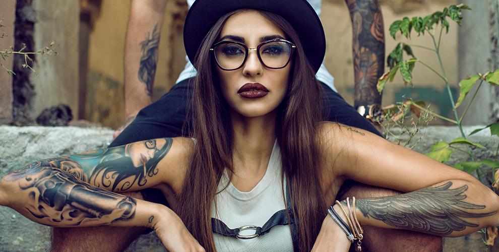 Нанесение, удаление татуировки и перманентный макияж в салоне Black Mark Tattoo