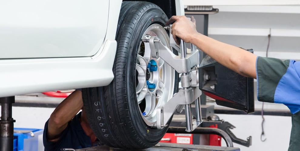 «Шиномонтаж 24 часа»: забортовка, разбортовка и балансировка колёс