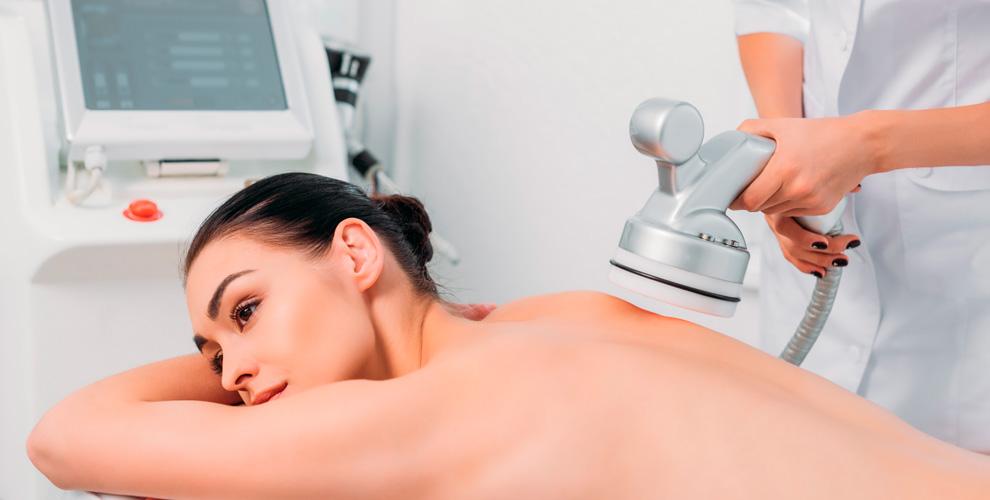 B-flexy: сеансы вакуумно-роликового массажа всего тела