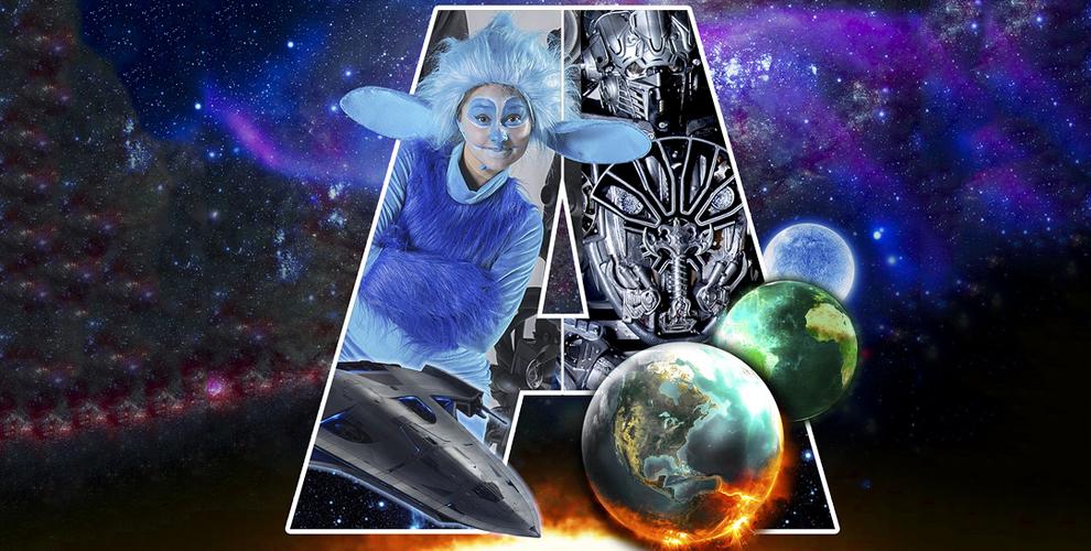 Впервые в Новосибирске! Космическая сказка «Волшебный мир планеты Алькор»