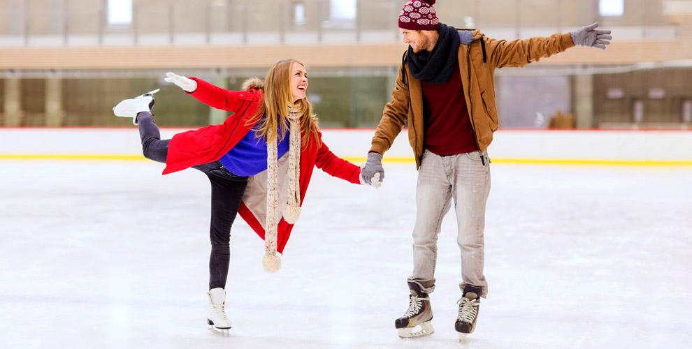 Каток на Арене Балашиха: катание на коньках и прокат коньков на всю ночь
