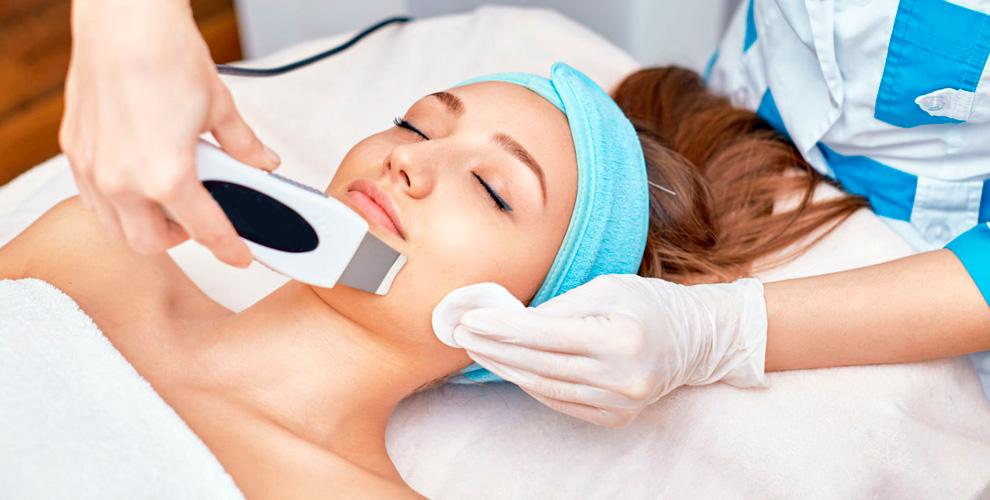 «Кабинет косметологии ишугаринга»: УЗ-чистка, массаж лица, пилинги, мезотерапия