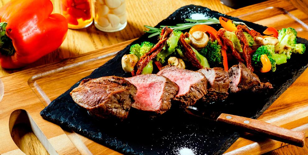 Холодные, горячие, овощные блюда, супы, десерты и многое другое в кафе «Циндао»