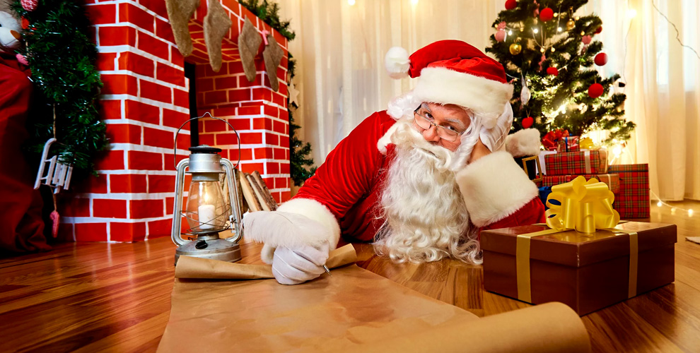«Смайл_ру»: видео, именное письмо отДеда Мороза, набор «Новогоднее поздравление»