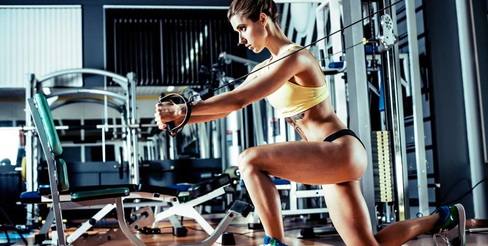 Посещение фитнес-центра SL Fitness по различным направлениям