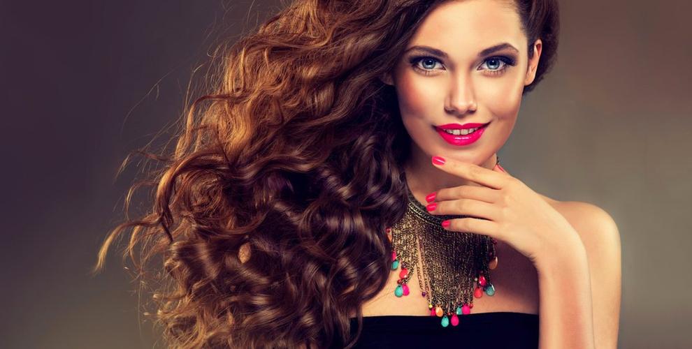 Парикмахерские услуги, маникюр, педикюр и макияж в студии красоты Lykke