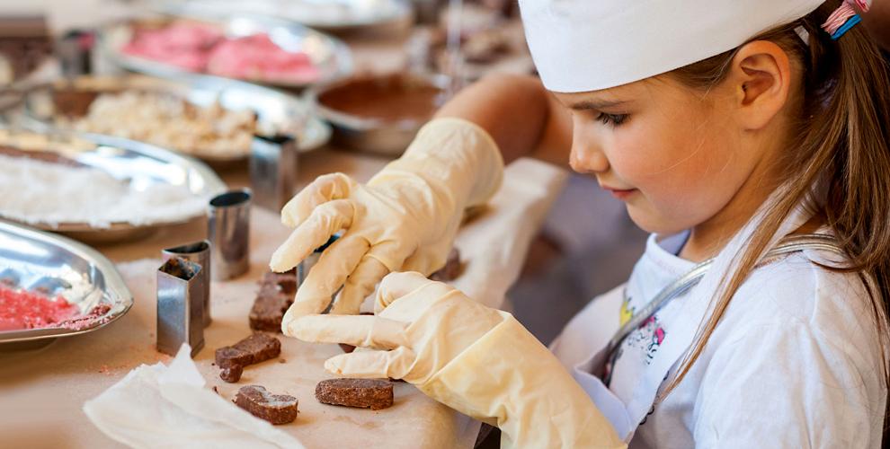 Экскурсия на фабрику шоколада от компании «Познавай-ка»
