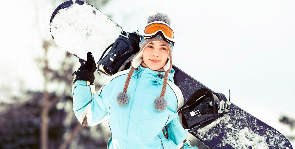 Прокат сноуборда от центра проката спортивного оборудования Aсtive Life
