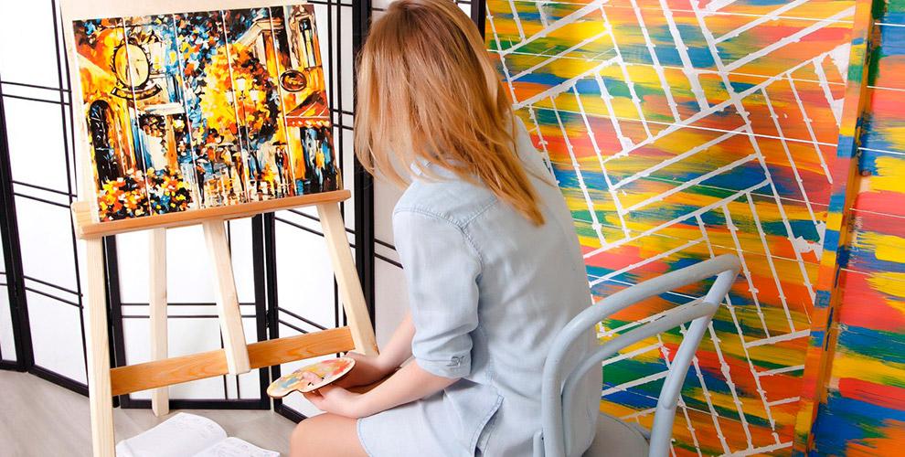 Студия «Арт-Джем»: занятия акварельной живописью и мастер-классы