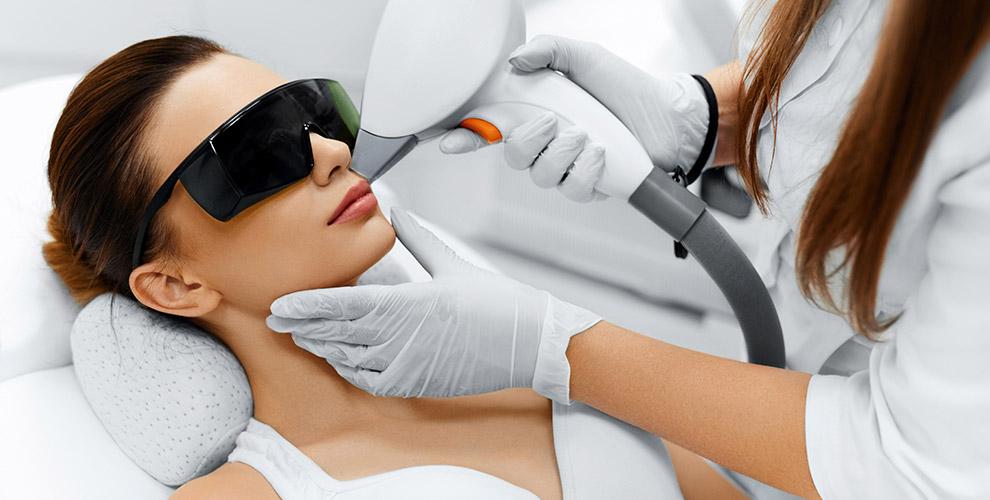 Элос-эпиляция и элос-лечение угревой болезни в косметологической студии «Ника»
