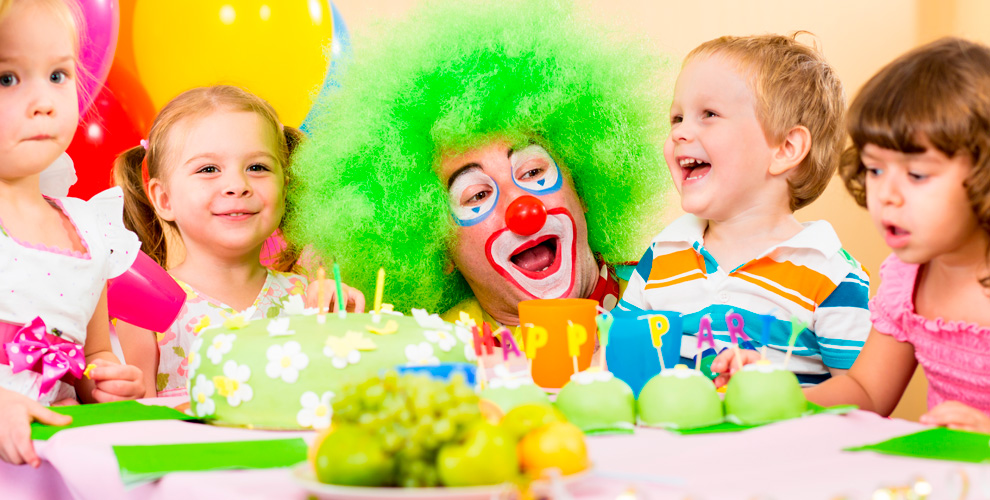 «Волшебный лес»:посещение иаренда детской комнаты, проведение праздника