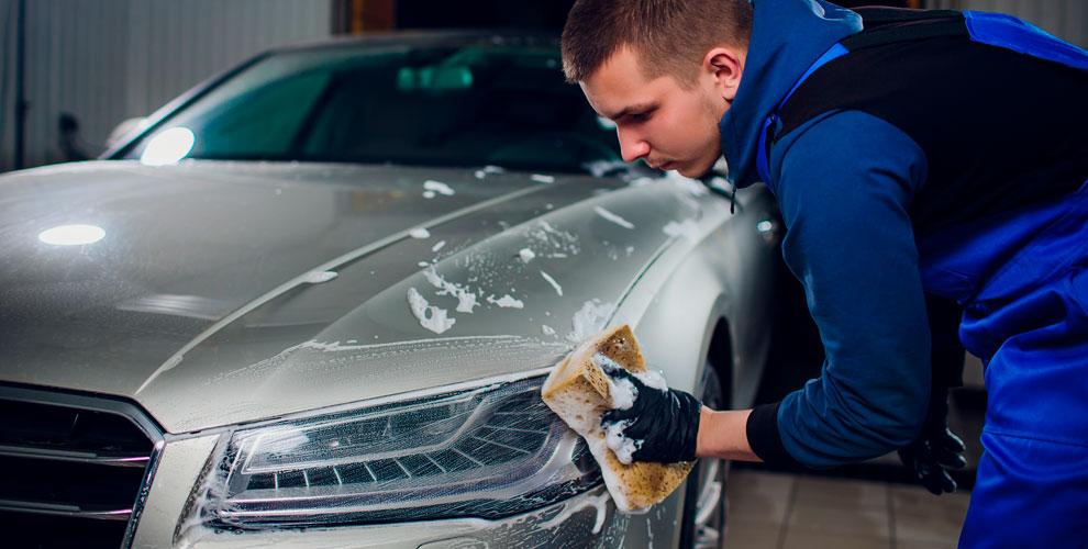Автомойка «Чистый мир»:мойка автомобиля ипокрытие «антидождь»