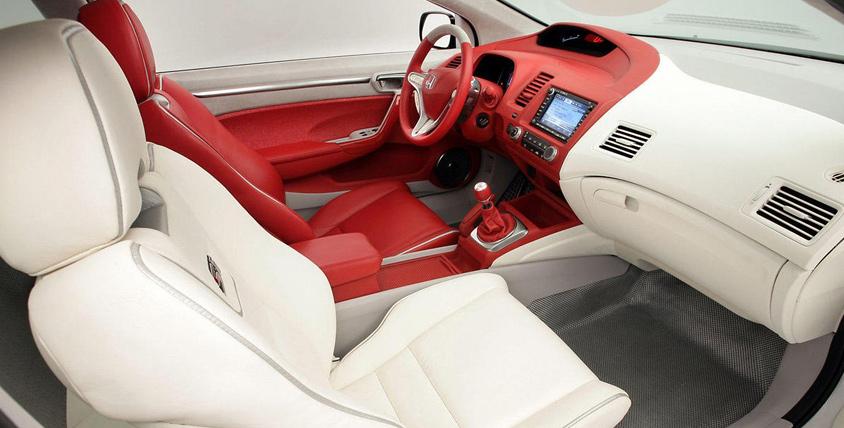 Комплексная химчистка салона автомобиля в компании Clean Auto