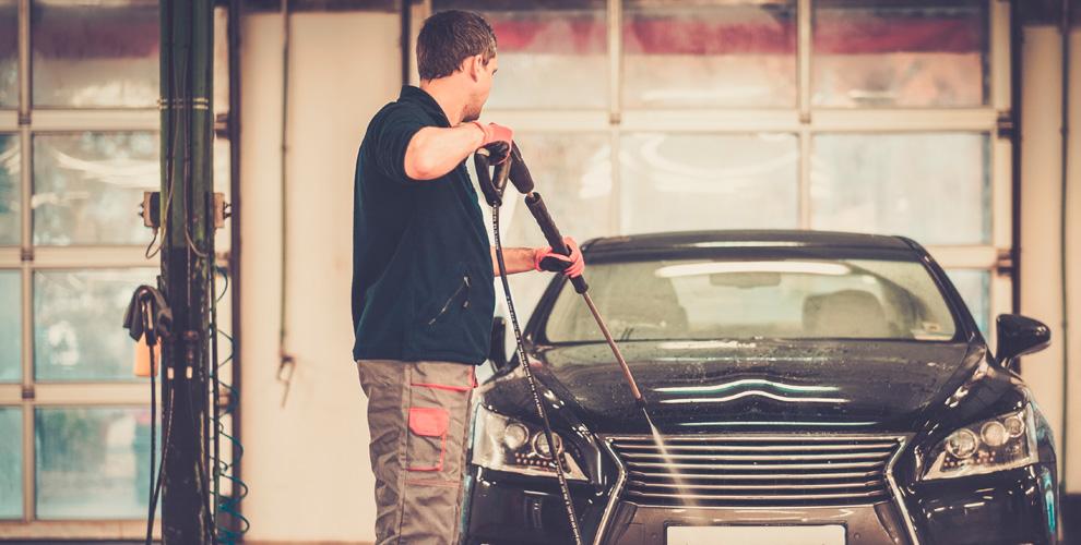 PITSTOP: комплексная мойка автомобиля, полировка ибронирование вТРЦ«Алатырь»