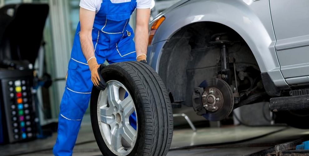 Шиномонтаж легковых автомобилей, внедорожников и не только в автокомплексе «Арс Авто»