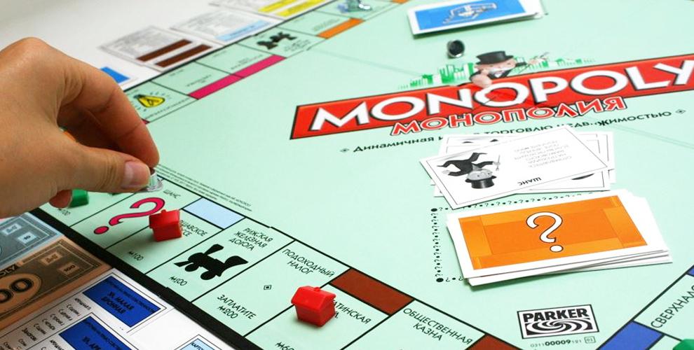 Игра для компании «Монополия» от магазина настольных игр