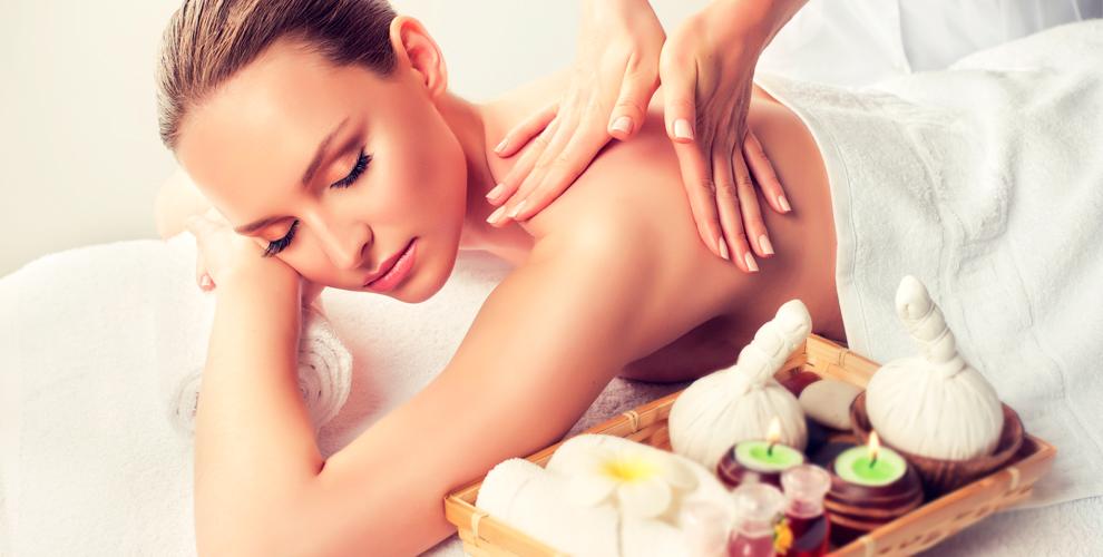 Тайский массаж иSPA-программа всалоне «СенСай»