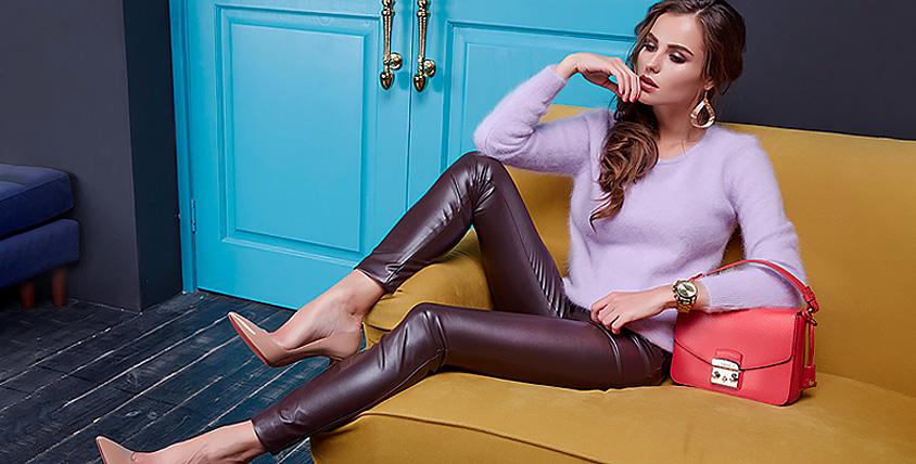 Ассортимент женской одежды магазина Showroom Nevis и интернет-магазина Nevis-moda