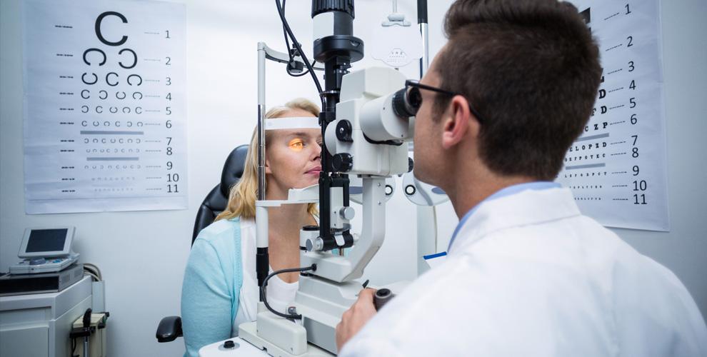 Полный офтальмологический осмотр и подбор очковых линз в центре «Инфо-Медика»