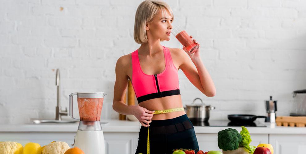 Программы тренировок, коррекции питания и снижения веса в студии «Телонаотлично»