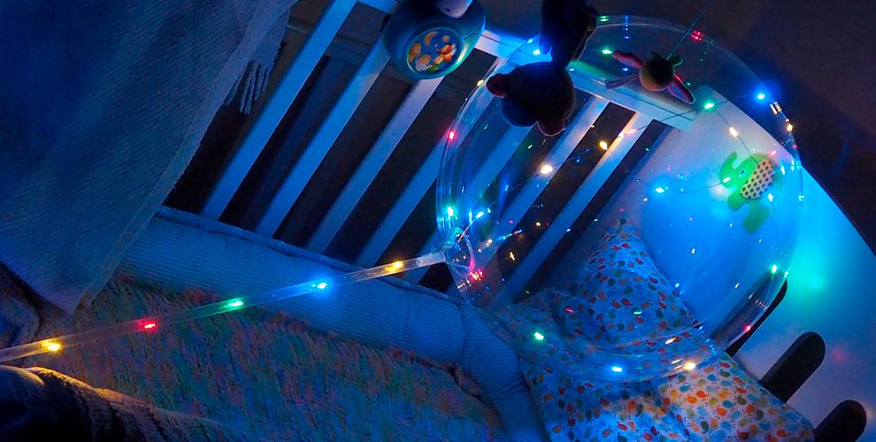 Светящийся «БоБо шар»откомпании Alekri Group