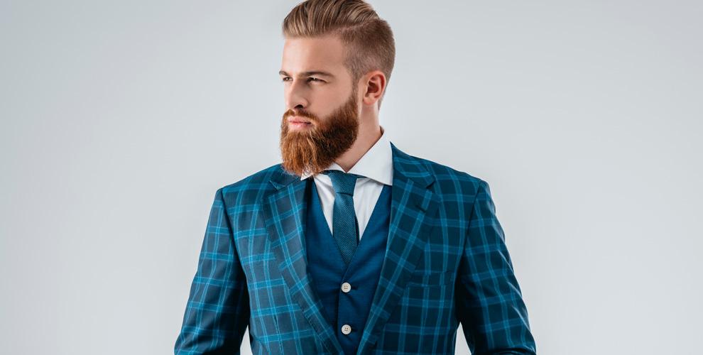 Моделирование бороды, «Королевское бритье», стрижки вбарбершопе Lucky Frank