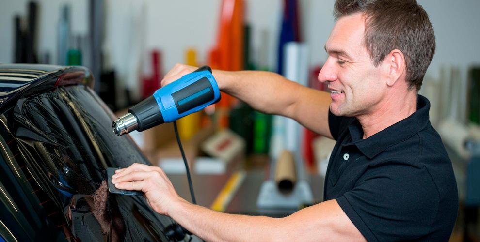 Тонирование стекол, бронирование фаравтомобиля, полировка откомпании «Панда»