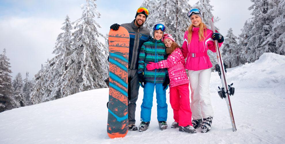Прокат сноубордов, тюбингов, горных ибеговых лыжоткомпании «НаPROкат»